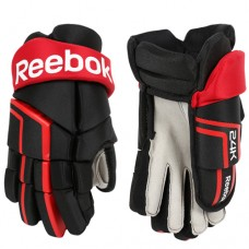 Reebok 24K Kinetic Fit Senior Hockey Gloves