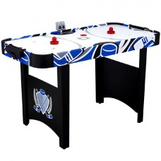 Large 48 inch Air Powered Electronic Hockey Table