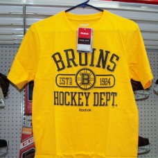 Boston Bruins Hockey Dept. T-Shirt