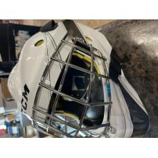 CCM 1.5 Goalie Mask - White