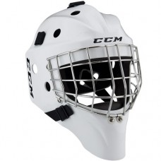 CCM 1.5 Goalie Mask - White