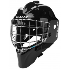 CCM 9000 Straight Bar Goalie Mask with Free Mask Bag!
