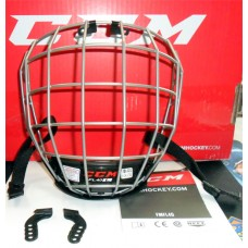 NEW! CCM FL40 Hockey Cage with Free Top Hinge and Side Clips