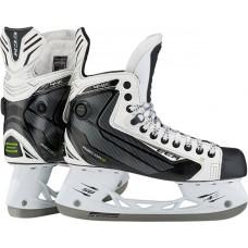 CCM Ribcor 44K White Junior Ice Hockey Skates
