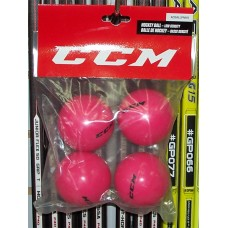 CCM Cool Weather Hockey Balls
