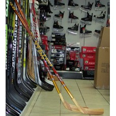 (1/2 PRICE!) RARE PRO STOCK - CCM Vector 8.0 Senior 2 Piece Sticks