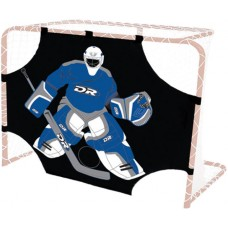DR Holie Goalie Senior Hockey Shooting Target