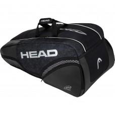 Head Tour Team Supercombi 9 Pack Racquet Bag
