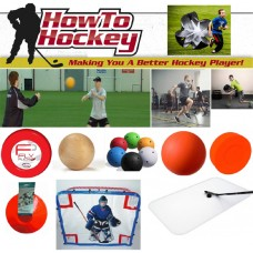 The Ultimate Hockey Off Season Junior Training Set