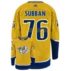 Nashville Predators Adidas NHL Jersey - PK Subban