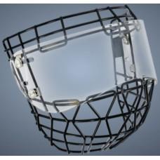 V5.0 Powertek Ringette Cage Visor Mask