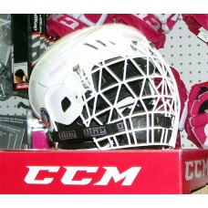 Reebok/Otny Pink/White Ringette Helmet Combo