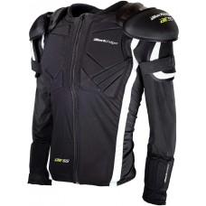 BlackEdge BE55 Hockey Shoulder Pads Padded Under Armor Shirt