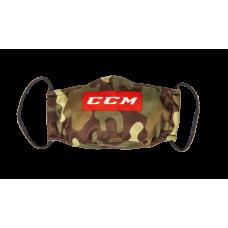 CCM Face Mask - Camo