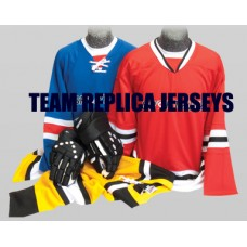 SB Sports Pro Stock NHL Replica Jerseys and Socks Combos