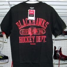 Chicago Blackhawks Hockey Dept. T-Shirt
