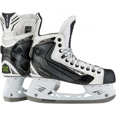 CCM Ribcor 44K White Junior Ice Hockey Skates