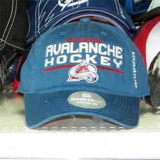 Colorado Avalanche Adjustable Cap