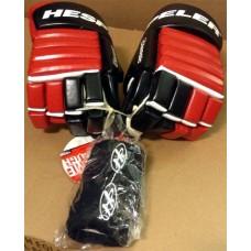 Hespeler Pro Classic Hockey Gloves with Slash Guards