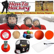 The Ultimate Hockey Off Season Youth Training Set