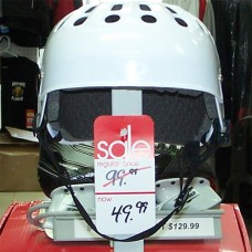 JOFA Reproduced Senior Hockey Helmet - Pro Stock White