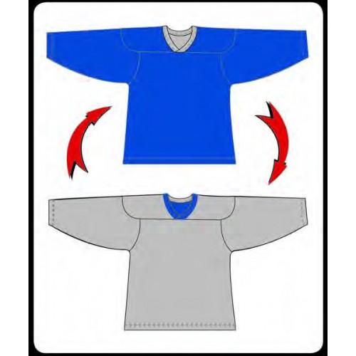 2112b7447 FlexxIce Reversible Practice Hockey Jersey