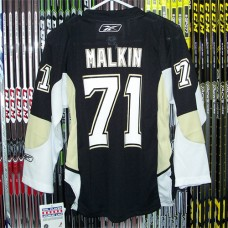 Reebok Evgeni Malkin Pittsburgh Penguins Youth Replica Jersey