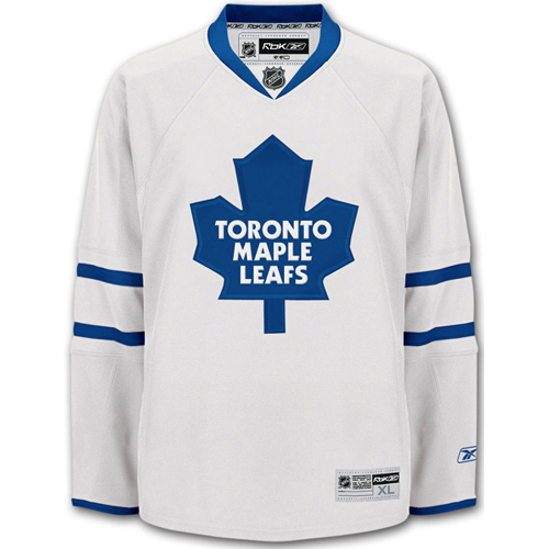 half off fc22f 264a9 Toronto Maple Leafs Reebok Youth Premier Replica Jersey
