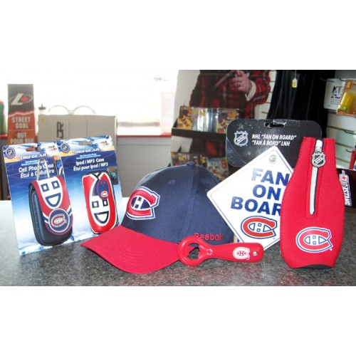 NHL Montreal Canadiens Gift Set 8a05adc947a4