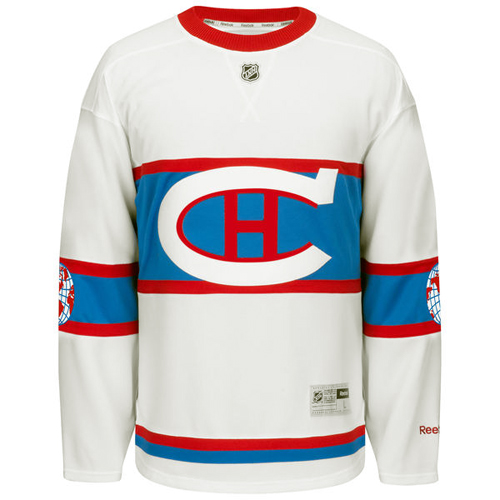 Montreal Canadiens Winter Classic Reebok Premier KIDS Jersey 5ae875f6c41