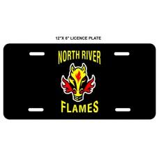 NRMHA  Licence Plate