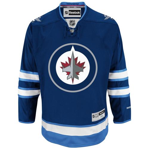 info for 8f460 ec810 Winnipeg Jets Reebok Premier Replica Jersey