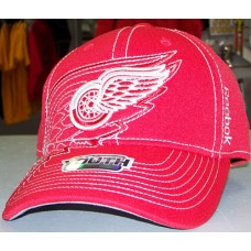 Detroit Red Wings Fitted Cap – Youth