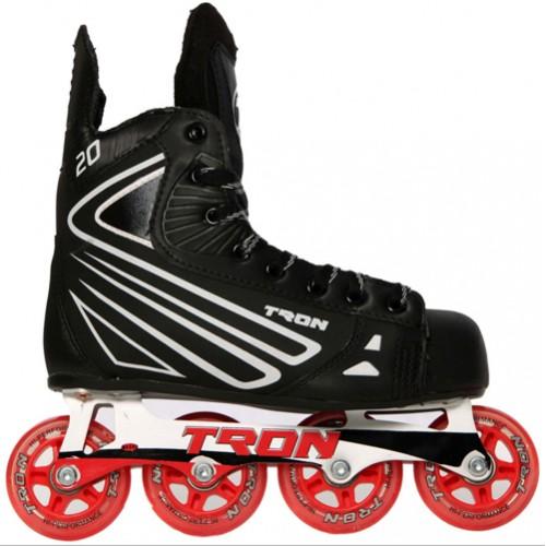 Tron S20 Sr  Inline Roller Hockey Skates - View Bauer