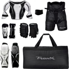 TronX Youth Hockey Equipment Starter Kit